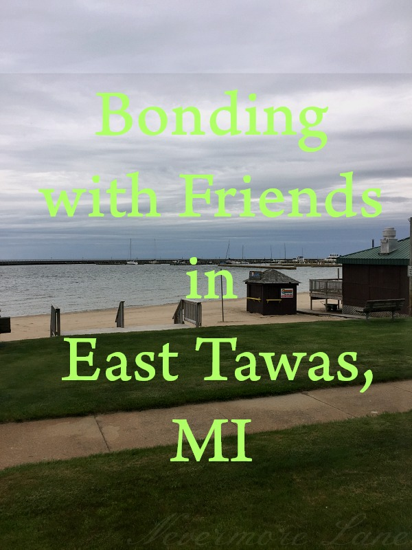 Bonding with Friends | East Tawas, MI #travel