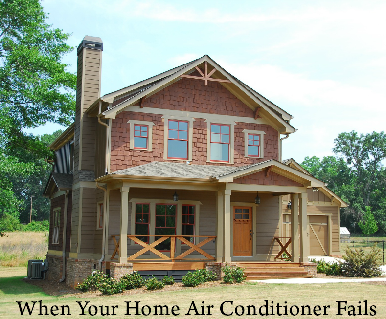 When Your Home Air Conditioner Fails | Nevermore Lane
