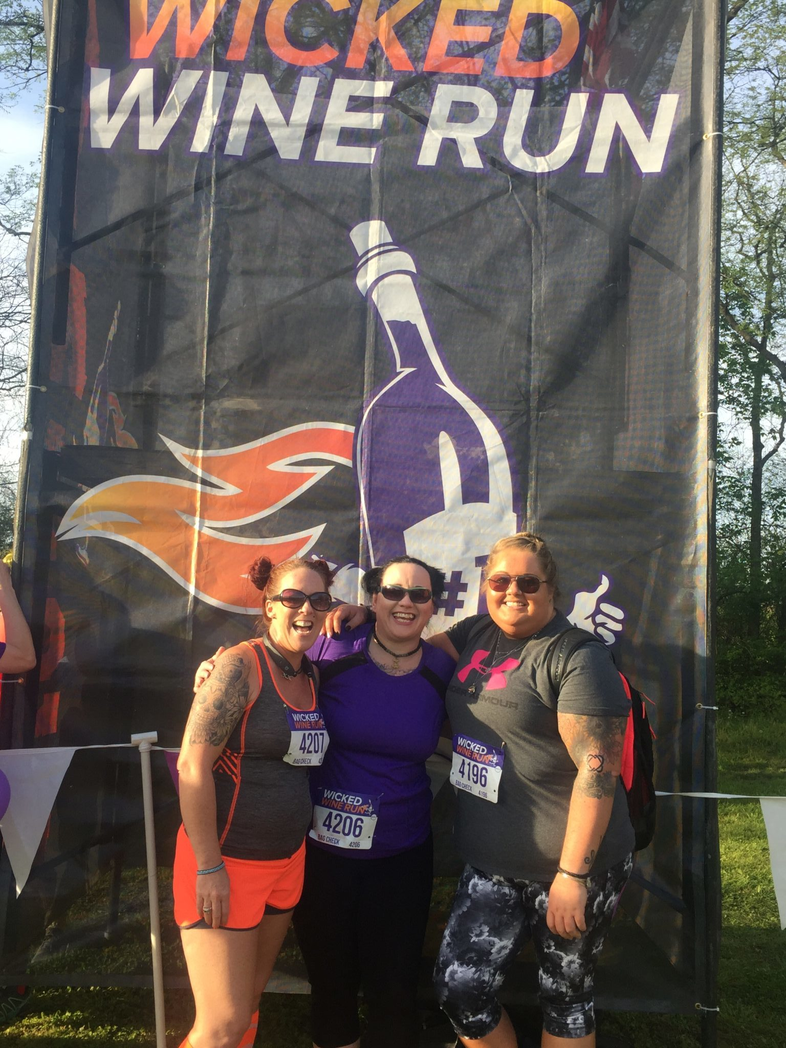 Wicked Wine Run 5K | Nashville, TN