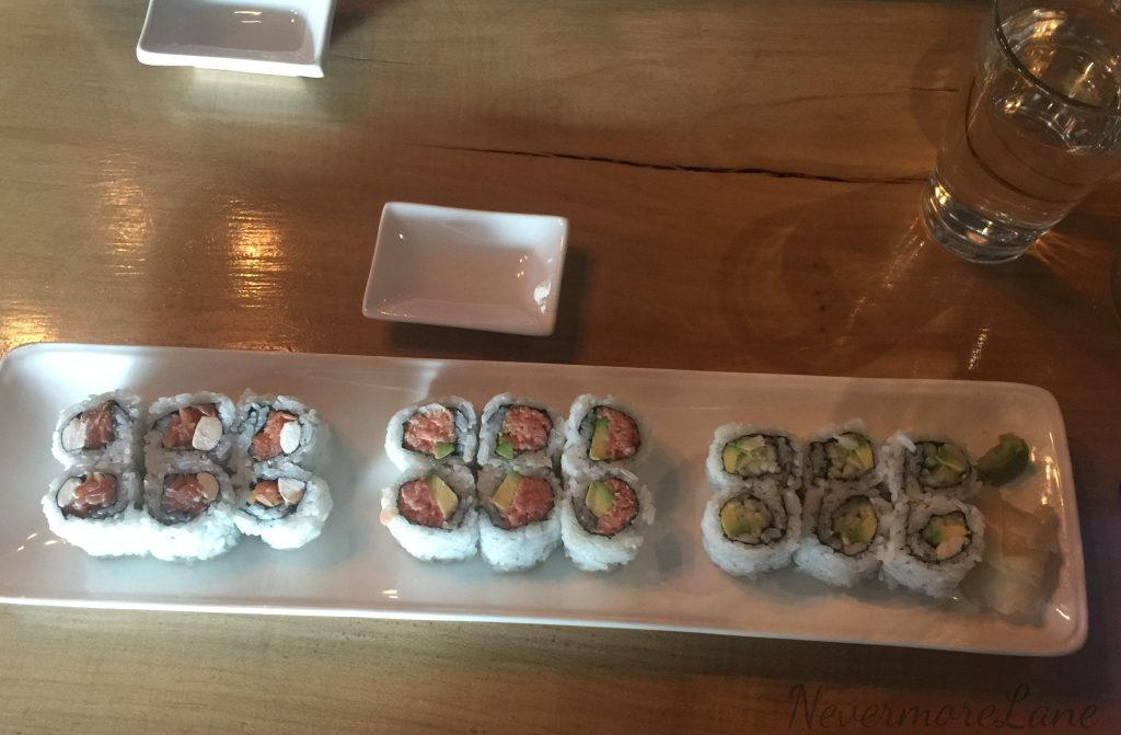 Nagomi Shushi | Downtown Ann Arbor, MI #PureMichigan #Travel #NevermoreLane