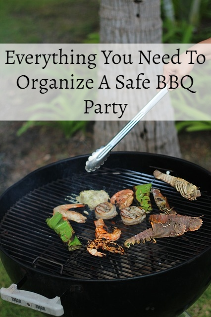 Everything You Need To Organize A Safe BBQ Party