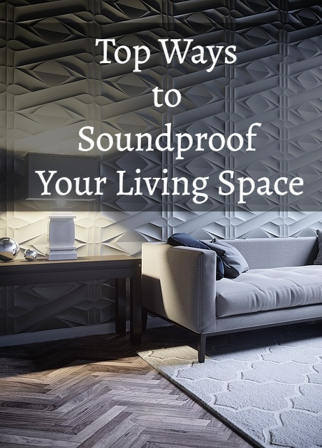 Top Ways to Soundproof Your Living Space